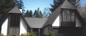 Metal Roof Project